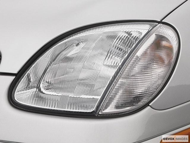 2004 Mercedes-Benz SLK Drivers Side Headlight
