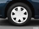 2004 Mitsubishi Galant Front Drivers side wheel at profile