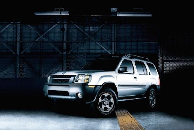 2004 Nissan Xterra Exterior