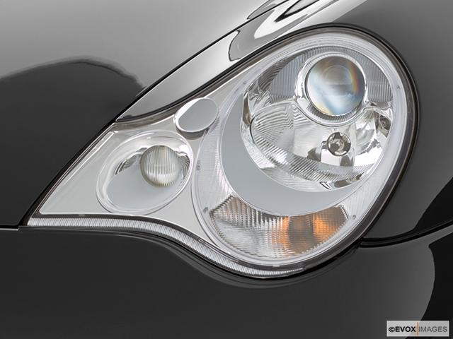 2004 Porsche 911 Drivers Side Headlight