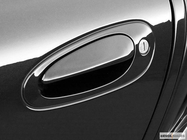 2004 Porsche 911 Drivers Side Door handle