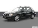 2004 Subaru Impreza Front angle medium view