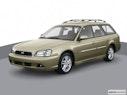 2004 Subaru Legacy Front angle view