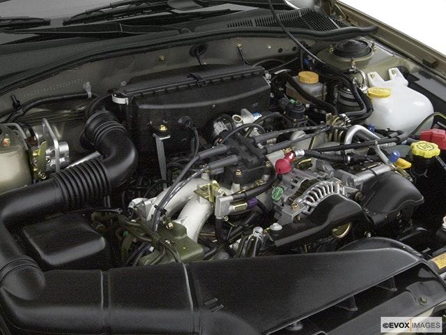 2004 Subaru Legacy Engine