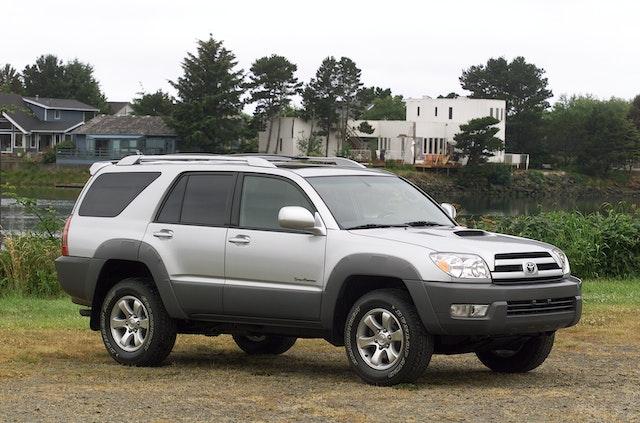 2004 Toyota 4Runner Exterior