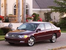 2004 Toyota Avalon Review
