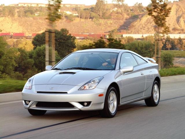 2004 Toyota Celica Exterior
