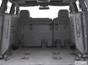 2004 Toyota Land Cruiser Trunk open