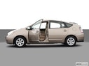 2004 Toyota Prius Driver's side profile with drivers side door open