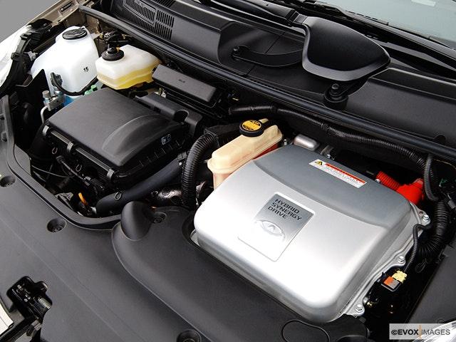 2004 Toyota Prius Engine