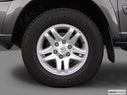 2004 Toyota Tundra Front Drivers side wheel at profile