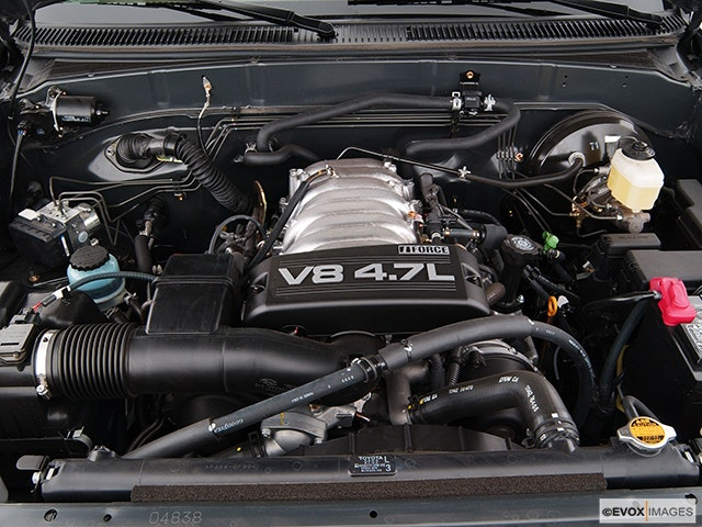 2004 Toyota Tundra Engine
