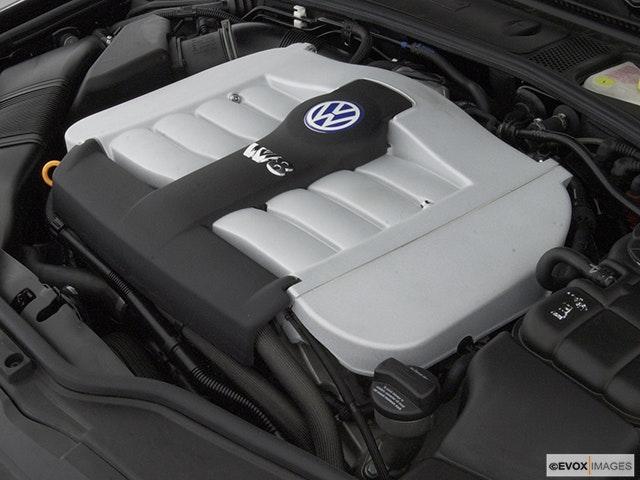 2004 Volkswagen Passat Engine