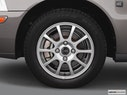 2004 Volvo V40 Front Drivers side wheel at profile