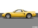 2005 Acura NSX Drivers side profile, convertible top up (convertibles only)