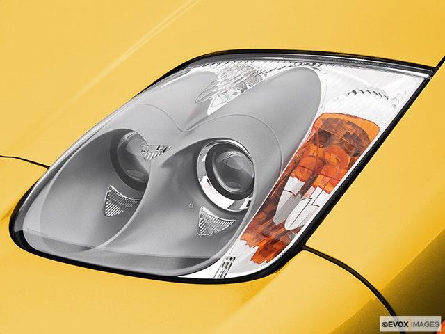 2005 Acura NSX Drivers Side Headlight