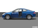 2005 Acura RSX Driver's side profile with drivers side door open