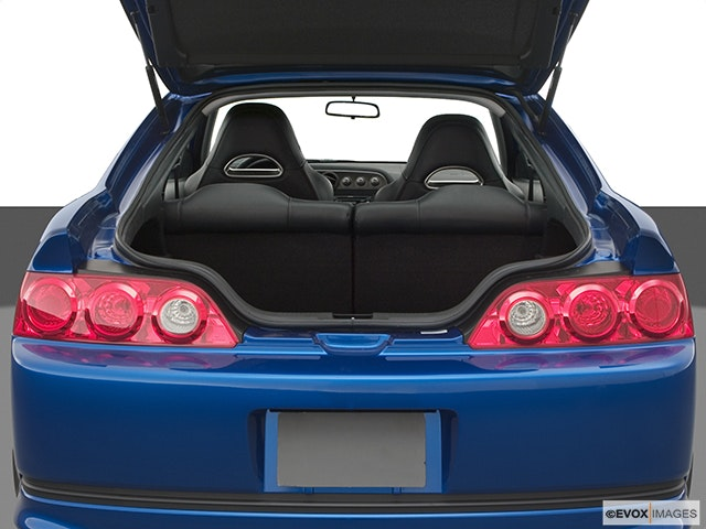2005 Acura RSX Trunk open