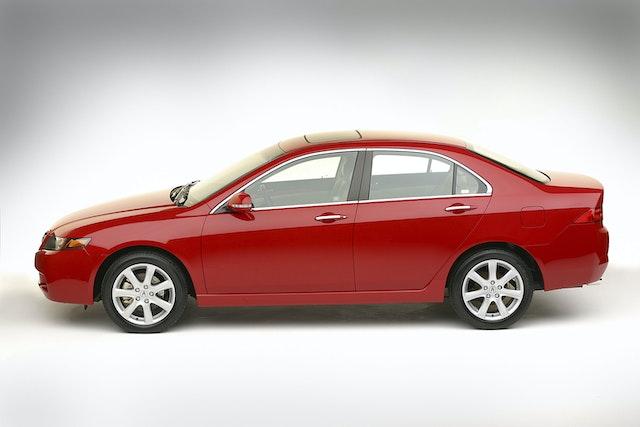 2005 Acura TSX Exterior