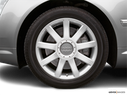 2005 Audi A8 Front Drivers side wheel at profile