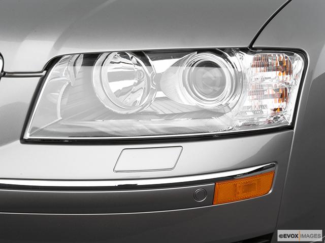 2005 Audi A8 Drivers Side Headlight