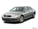 2005 Audi A8 Front angle view