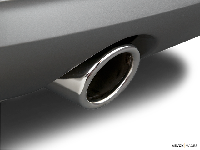 2005 Audi A8 Chrome tip exhaust pipe