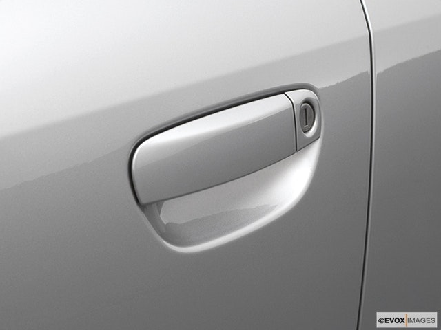 2005 Audi S4 Drivers Side Door handle