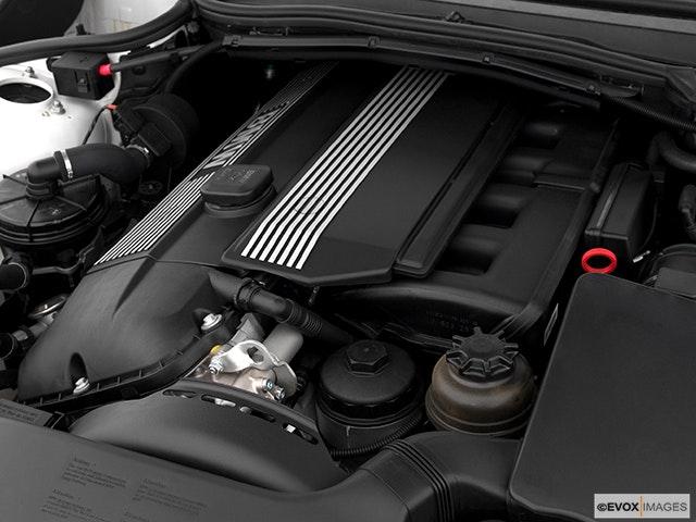 2005 BMW 3 Series Engine