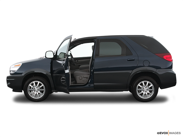 2005 Buick Rendezvous Driver's side profile with drivers side door open