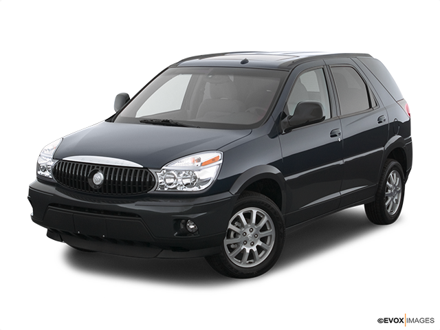 2005 Buick Rendezvous Front angle view