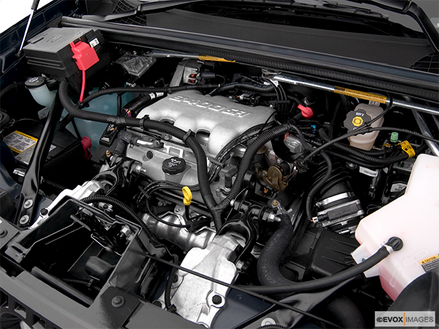 2005 Buick Rendezvous Engine