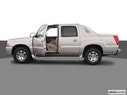 2005 Cadillac Escalade EXT Driver's side profile with drivers side door open