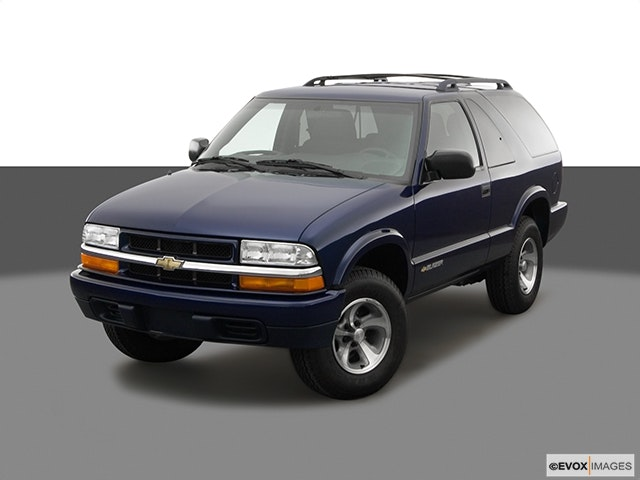 2005 Chevrolet Blazer Review Carfax Vehicle Research