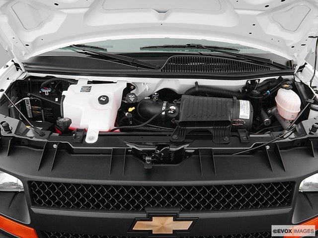 2005 Chevrolet Express Cargo Engine