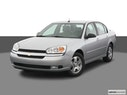 2005 Chevrolet Malibu Front angle view