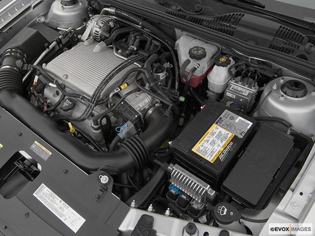 2005 Chevrolet Malibu Engine