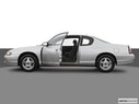 2005 Chevrolet Monte Carlo Driver's side profile with drivers side door open