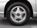 2005 Chevrolet Monte Carlo Front Drivers side wheel at profile