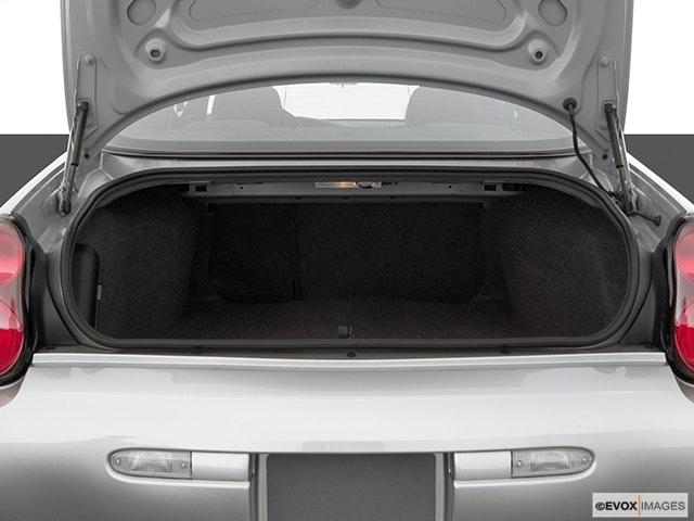 2005 Chevrolet Monte Carlo Trunk open
