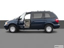 2005 Chrysler Town and Country Driver's side profile with drivers side door open