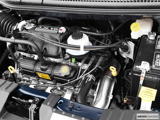 2005 Chrysler Town and Country Engine