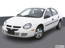 2005 Dodge Neon Front angle view