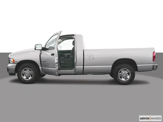 2005 Dodge Ram Pickup 2500 Driver's side profile with drivers side door open