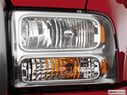 2005 Ford F-250 Super Duty Drivers Side Headlight