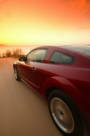 2005 Ford Mustang Exterior