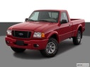 2005 Ford Ranger Front angle view