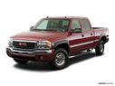 2005 GMC Sierra 1500HD Front angle view