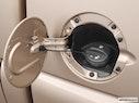 2005 GMC Sierra 2500HD Gas cap open