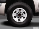 2005 GMC Sierra 3500 Front Drivers side wheel at profile